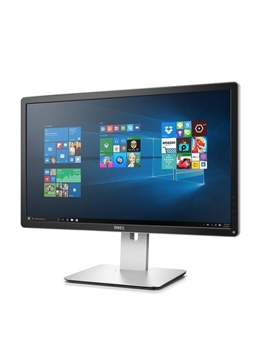"Dell Dell P2415Q 24"" UHD 8ms DP HDMI LED Monitör Renkli"
